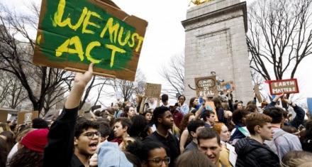 Nueva York: Instituciones y empresas se movilizan en apoyo a la huelga mundial por el clima