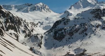 En 30 años el Pirineo perderá la mitad de la nieve