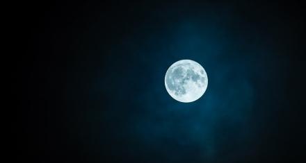 Estudio revela que la luna se esta encogiendo