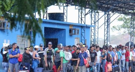 Venezuela: el numero de solicitantes de asilo en todo el mundo ha aumentado un 2000% desde 2014