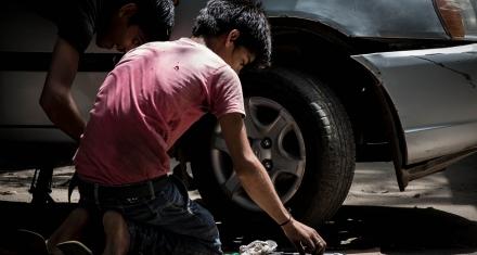 Por unanimidad se ratificó el convenio que protege a los niños de las peores formas de trabajo