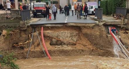 Inundaciones en Francia: al menos 13 muertos