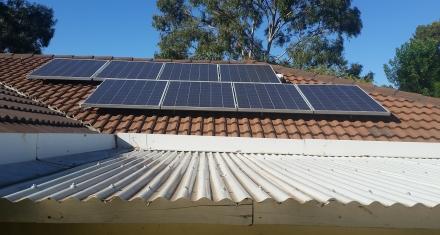 Empezaron a construir viviendas sociales energeticamente sustentables en Jujuy
