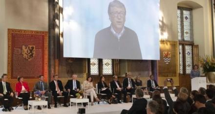 Bill Gates y Ban Ki-Moon lanzan la Comisión Global de Adaptación al Cambio Climático