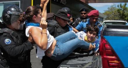 Nicaragua en la lista negra de la Comisión Interamericana por violar los derechos humanos