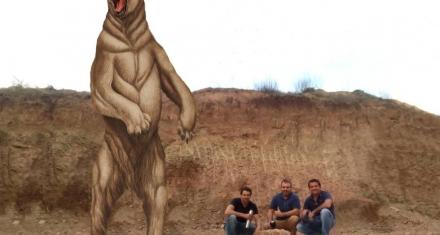 Argentina: Descubrieron un oso gigante que vivió hace 700 mil años