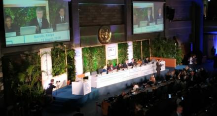 La Asamblea de Medioambiente logra un acuerdo sobre el plástico y la contaminación marina