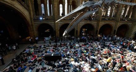 Londres: Toma impulso la lucha global contra el cambio climático