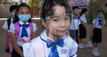 La reapertura de las escuelas debe ser prioritaria una vez levantadas las restricciones debidas al coronavirus