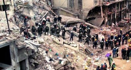 Se cumplen 25 años del atentado a la AMIA