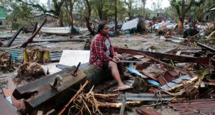 Los huracanes vuelven más vulnerable a Centro América
