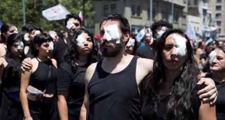 El Gobierno chileno rechaza el informe de AI que evidencia las violaciones de derechos humanos