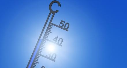 2019 cerrará una década de niveles récord en temperaturas