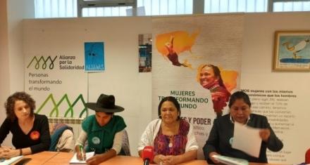 Ser mujer y luchar por el medioambiente en Latinoamérica supone su criminalización