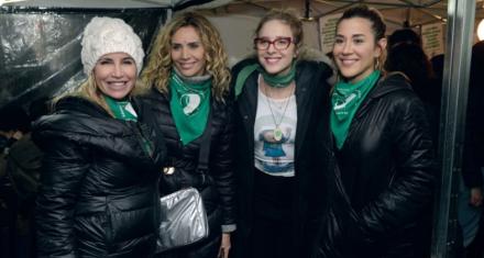 Actrices argentinas se unen para denunciar abusos en el mundo del espectáculo