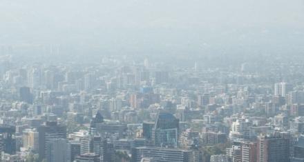 Chile: Tercera preemergencia del año por mala calidad del aire en Santiago