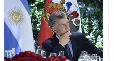 Qué dijo el mundo sobre la decisión de Mauricio Macri