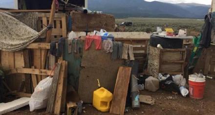 Campamento en Nuevo México que convertía a niños en asesinos