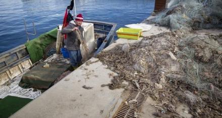 En Europa los pescadores obtendrán compensaciones por retirar basura del mar