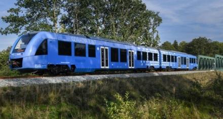 Tren de hidrógeno: alternativa verde al diésel en líneas no electrificadas