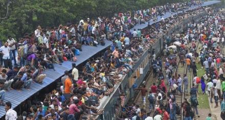 India: 3 mil kilómetros de muro a lo largo de las vías del tren para evitar muertes