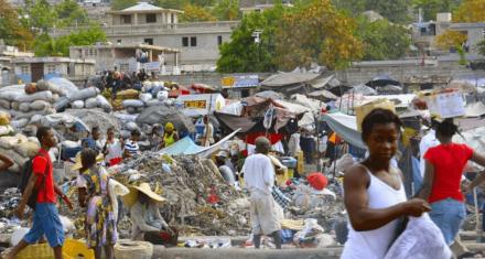 Mujeres más pobres y vulnerables frente a los desastres ambientales