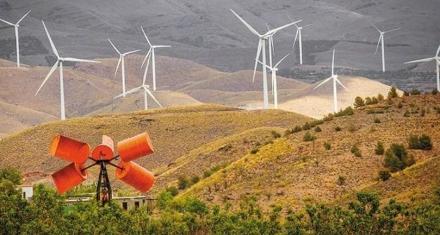 Uruguay líder en energía renovable