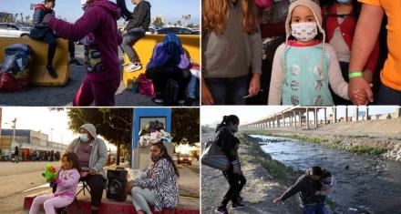 EE. UU.: Biden inicia reunificación de familias migrantes separadas en la frontera en la era Trump