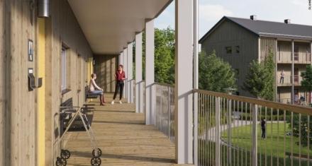 Suecia: Estan diseñando hogares para personas con demencia