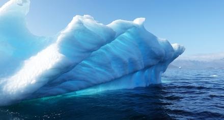 El principal vivero de hielo del Ártico todavía no ha comenzado a congelarse