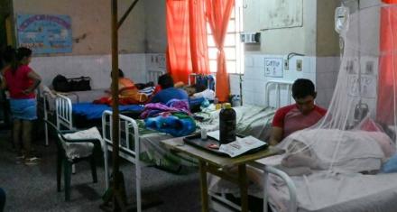 Un nuevo brote del dengue afecta a más de 1.800 personas en Paraguay