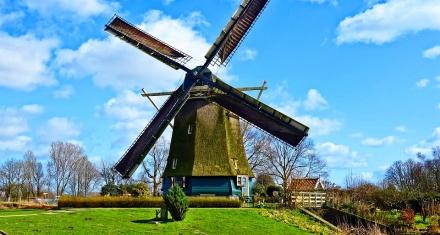 Holanda se está hundiendo más rápido de lo previsto