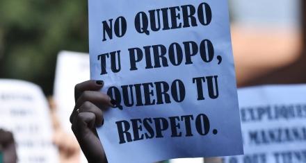México: Incluyen el acoso callejero en una encuesta sobre inseguridad
