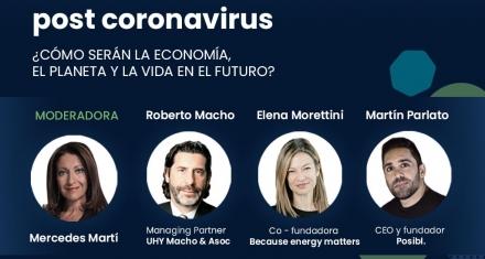 El mundo post coronavirus. ¿Cómo serán la economía, el planeta y la vida en el futuro?