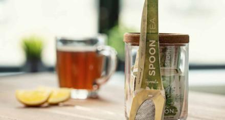 Nuevas apuestas ecológicas: Cucharas de té y delineadores cultivables