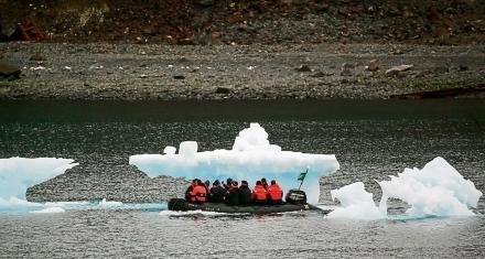 Crisis climática: La OMM evalúa la sucesión de temperaturas record en la Antártida