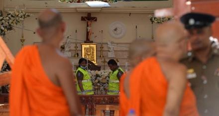 Atentados en Sri Lanka: El Gobierno los atribuye a un grupo islamita local