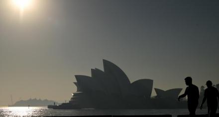 Sydney: Con una de las peores poluciones del mundo debido al humo de los incendios