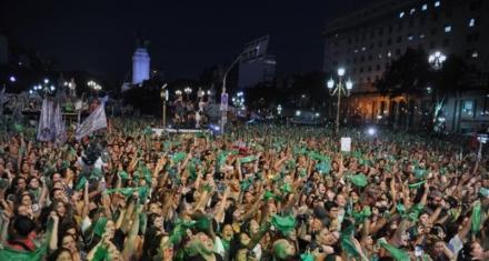 Argentina: Miles de personas pidieron la legalización del aborto