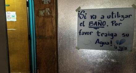 Comer en un hospital de Venezuela es una amenaza a la salud