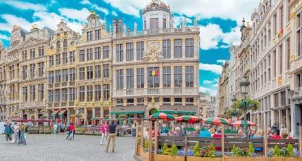 Bélgica tiene una de de las primaveras menos lluviosas y más soleadas de su historia