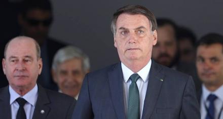Bolsonaro y una insunuación sexual contra una periodista