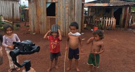 Niños venezolanos victimas del trabajo infantil en Colombia