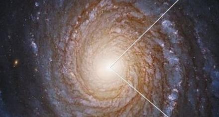 NASA: Telescopio detecta un disco cerca de un agujero negro que