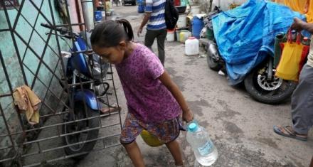 La mafia del agua en India