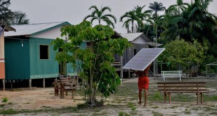 Nuevas energías renovables en América Latina
