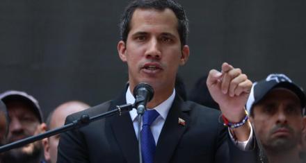 Venezuela: Inhabilitaron a Guaidó para ejercer cargos públicos durante 15 años