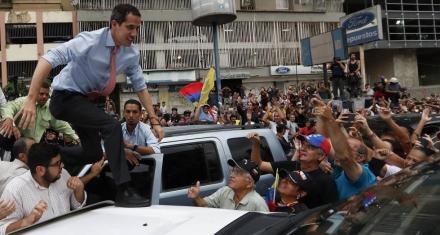 Guaidó será investigado por la Fiscalía de Maduro por supuesto sabotaje eléctrico
