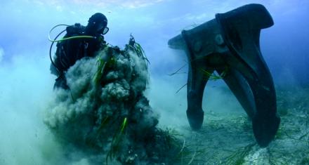 El Mediterraneo es el mar más contaminado