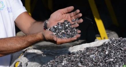 México: Realizan casas ecológicas transformando plásticos contaminantes